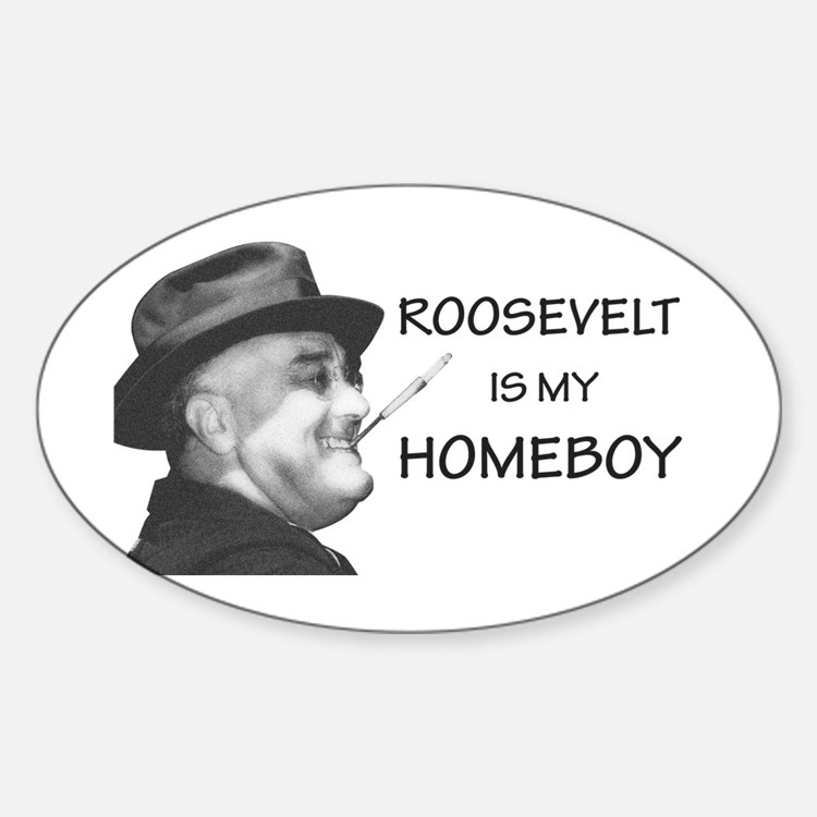 FDR Homeboy Decal