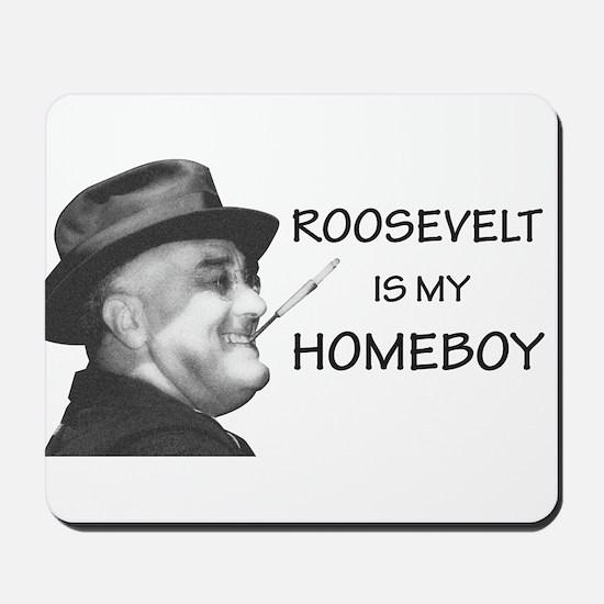 FDR Homeboy Mousepad
