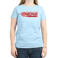 Little Sweetheart February T-Shirt