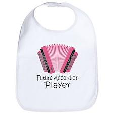 Future Accordion Player Bib