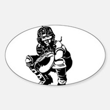 CATCHER *1* Decal