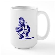 CATCHER *1* {blue} Mug
