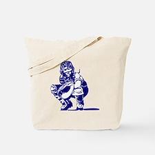 CATCHER *1* {blue} Tote Bag
