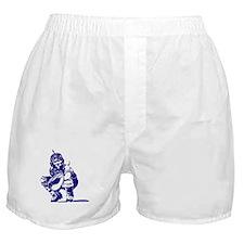 CATCHER *1* {blue} Boxer Shorts