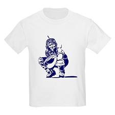CATCHER *1* {blue} T-Shirt