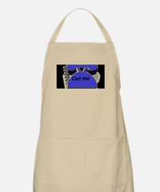 Call Me Now BBQ Apron