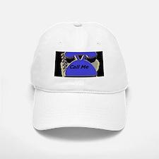 Call Me Now Baseball Baseball Cap