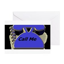 Call Me Now Greeting Cards (Pk of 10)