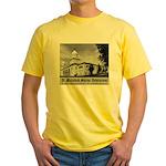Shrine Auditorium Yellow T-Shirt