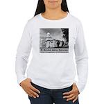 Shrine Auditorium Women's Long Sleeve T-Shirt