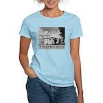 Shrine Auditorium Women's Light T-Shirt