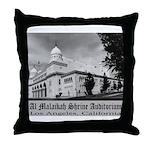 Shrine Auditorium Throw Pillow