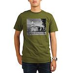 Shrine Auditorium Organic Men's T-Shirt (dark)