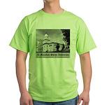 Shrine Auditorium Green T-Shirt