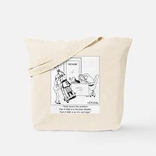 Part #AB5 Missile or Ink Cartridge Tote Bag