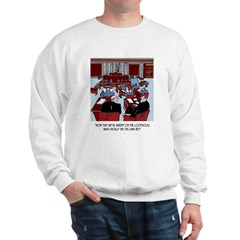 First the Loopholes, then the Tax Law Sweatshirt
