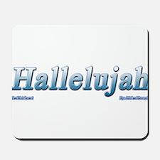 Hallelujah Mousepad