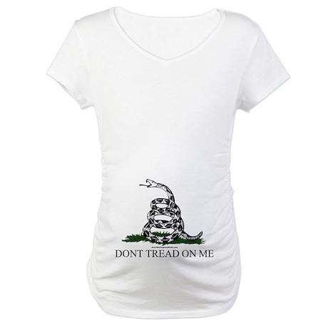 Gadsden: Maternity T-Shirt