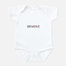 BeWere Werewolf Infant Bodysuit