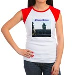 Folsom Prison Women's Cap Sleeve T-Shirt