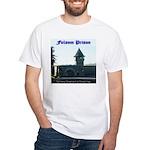 Folsom Prison White T-Shirt