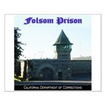 Folsom Prison Small Poster