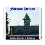 Folsom Prison Mousepad