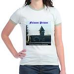 Folsom Prison Jr. Ringer T-Shirt