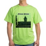 Folsom Prison Green T-Shirt