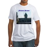 Folsom Prison Fitted T-Shirt