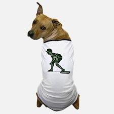 ON BASE {green} Dog T-Shirt
