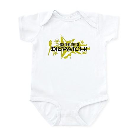 I ROCK THE S#%! - DISPATCH Infant Bodysuit