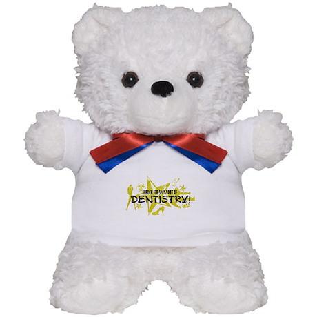 I ROCK THE S#%! - DENTISTRY Teddy Bear
