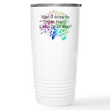 Hokey Pokey Travel Mug