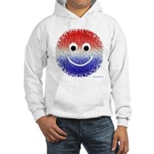 """""""USA Fuzzy"""" Hoodie"""