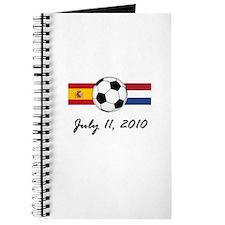 2010 World Cup Final Journal