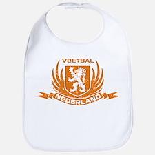 Voetbal Nederland Crest Bib