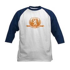 Voetbal Nederland Crest Tee