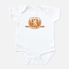 Voetbal Nederland Crest Infant Bodysuit