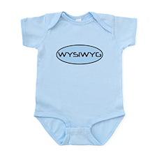 WYSIWYG Infant Bodysuit