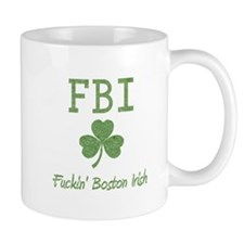 Funny Boston Irish Mug