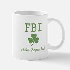 Funny Boston Irish Mug