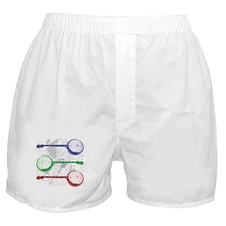 Banjo Country Boxer Shorts