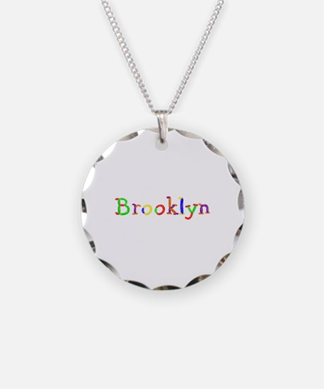 Brooklyn Balloons Necklace