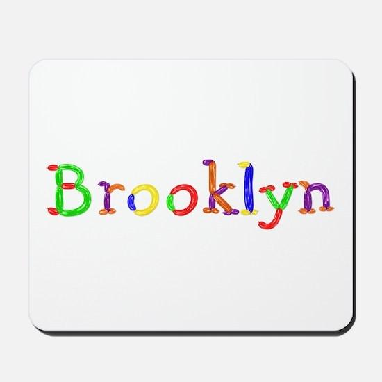 Brooklyn Balloons Mousepad