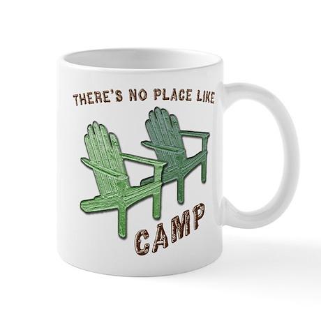 No Place Like Camp - Mug