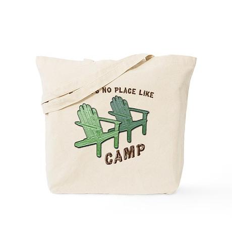 No Place Like Camp - Tote Bag