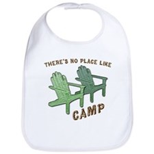 No Place Like Camp - Bib