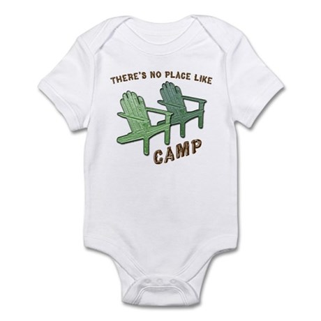 No Place Like Camp - Infant Bodysuit