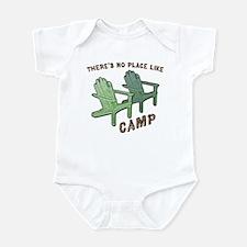 No Place Like Camp - Infant Bodysuit